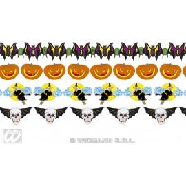 Ghirlande Halloween 3m hartie