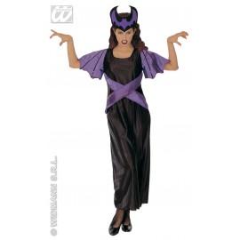 Costum carnaval Femeia Liliac