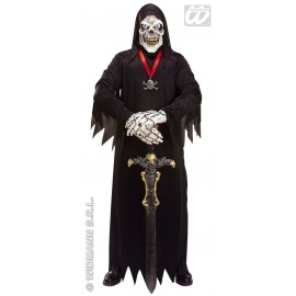 Costum Carnaval Adulti Death Schelet