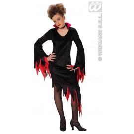 Costum Carnaval Copii Dark Mistress