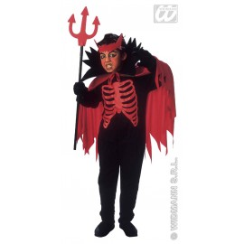 Costum carnaval copii Scary Devil