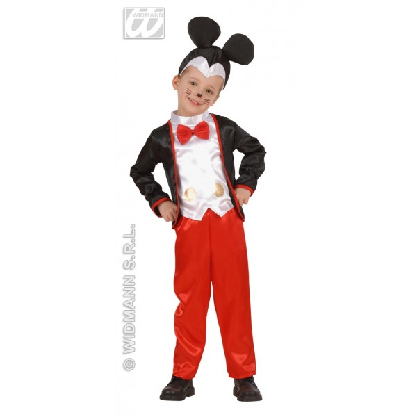 Costum carnaval copii Mickey Mouse