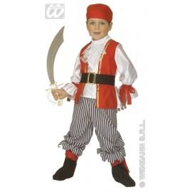Costum carnaval copii Micul Pirat