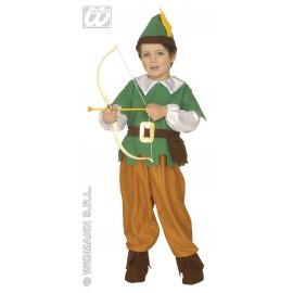 Costum carnaval copii Micul Robin