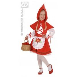 Costum carnaval copii Micuta Scufita Rosie