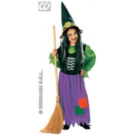 Costum carnaval copii Vrajitoarea