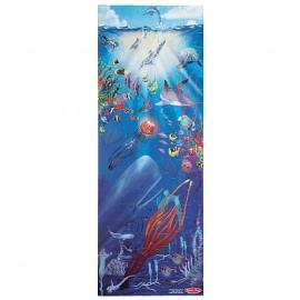 Melissa & Doug - Puzzle de podea In adancurile Oceanului