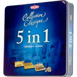 TACTIC - Classic Collection - 5 in 1