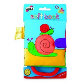 Galt - Soft Book - Garden