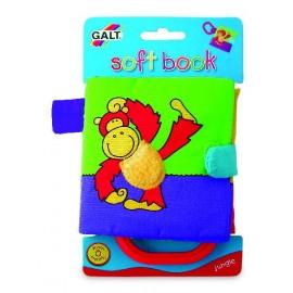 Galt - Soft Book - Jungle imagine