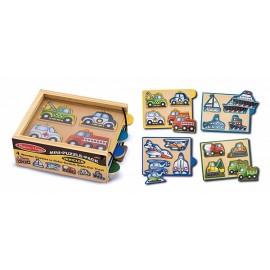 Lester.ro - puzzle din lemn 3