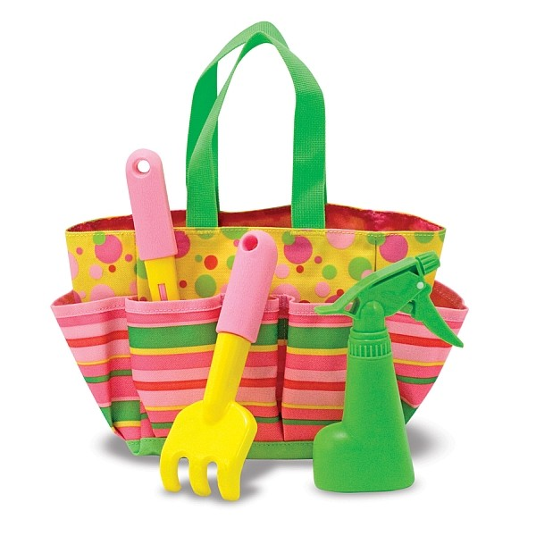 Melissa&Doug - Set de gradinarit Blossom Bright