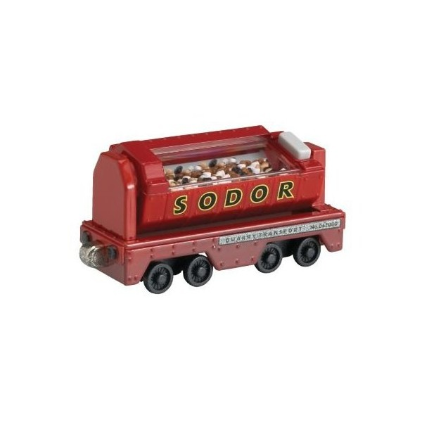 Thomas & Friends - Take Alog Vagonul Rock Hopper Car