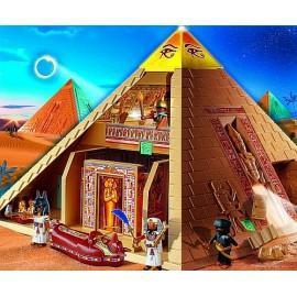 Egiptenii - Piramida Faraonului