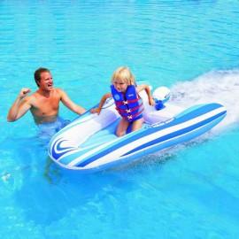 Bestway - Barca gonflabila cu motor Race Rider