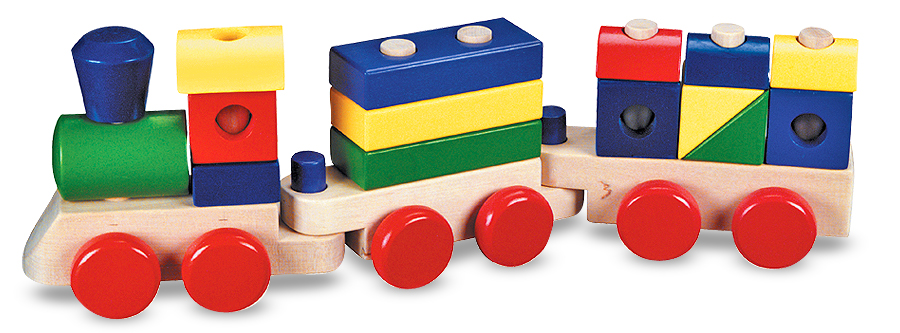trenulet puzzle melissa and doug