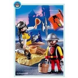 Playmobil - Printul Captiv
