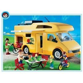 Playmobil - Campingul Familiei