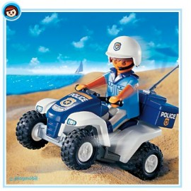 Playmobil - Politia Plajei