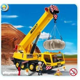 Playmobil- Macara Mobila