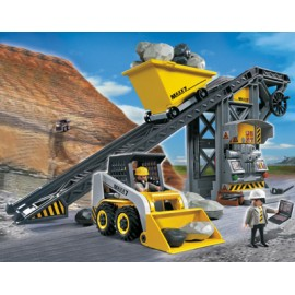 playmobil - MINI EXCAVATOR