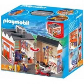 Playmobil - Set Constructie Mobil