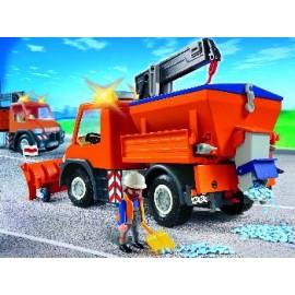 Playmobil - Camion Pentru Intretinere