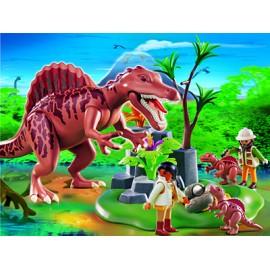 Playmobil - Spinosaurus Si Cuibul