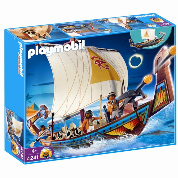 playmobil - NAVA REGALA A EGIPTULUI - Royal Ship of Egypt