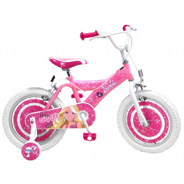Stamp - Bicicleta Barbie 16'