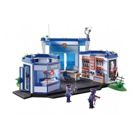 Playmobil - Sediul Central Al Politiei
