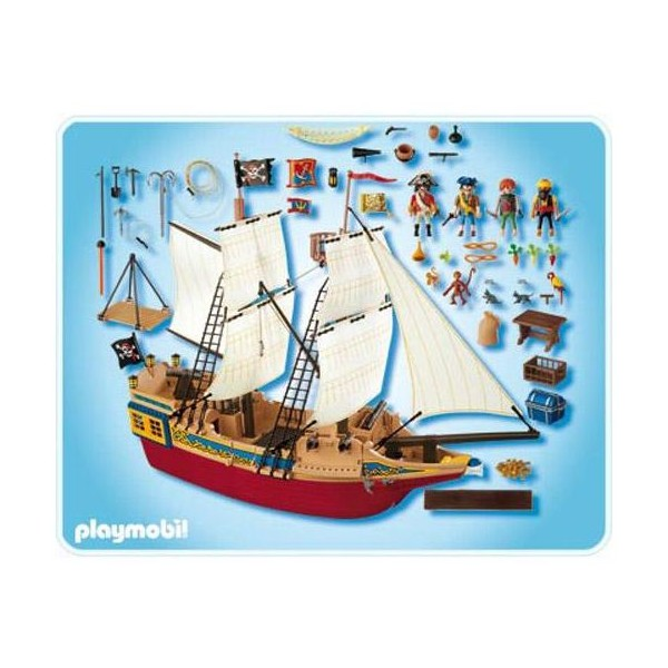 Playmobil - NAVA PIRATILOR