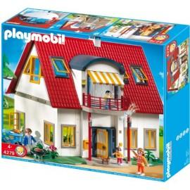 Casa din suburbie