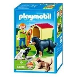 Playmobil - CAINELE SI PUII SAI