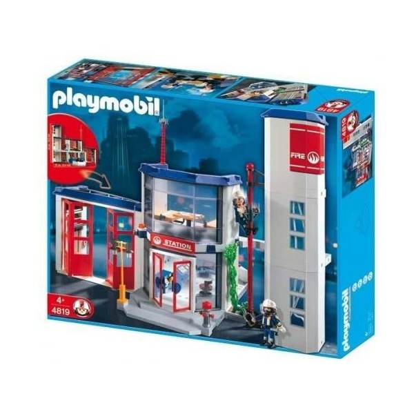 Playmobil - POST DE POMPIERI