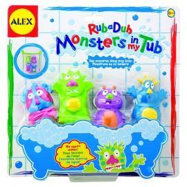 Alex Toys - Monstruleti de baie