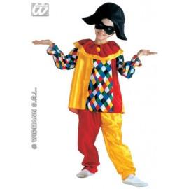 Costum carnaval copii Arlechin