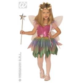 Costum carnaval copii Zana Curcubeu