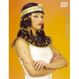 Accesoriu carnaval Bratara Cleopatra