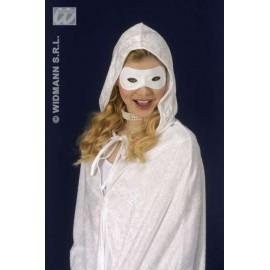 Accesoriu carnaval Masca alba pictabila