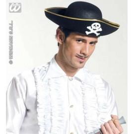 Accesoriu carnaval Palarie pirat F