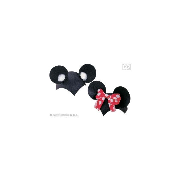 Accesoriu carnaval Palarie Mickey / Minnie Mouse