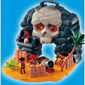 Playmobil - INSULA MOBILA A PIRATILOR