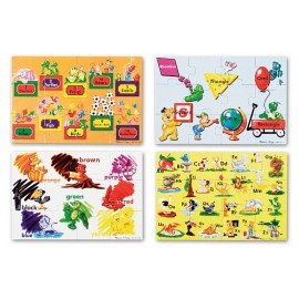 Melissa&Doug - Puzzle de podea Educational 4
