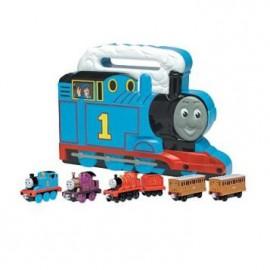 Thomas & Friends - Cutie pentru 14 locomotive