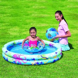 BESTWAY - SET PISCINA SPLASH AND PLAY