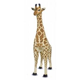 Melissa&Doug - Girafa gigant din plus