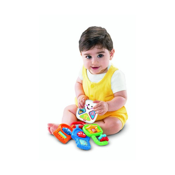 Fisher Price Laugh n Learn - Chei muzicale in limba romana