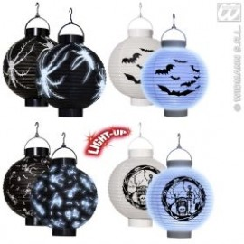 Decoratiune Halloween - Lampion