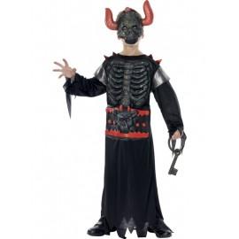 Costum Halloween diavol